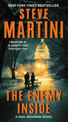 The Enemy Inside av Steve Martini (Heftet)
