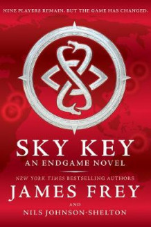Sky Key av James Frey og Nils Johnson-Shelton (Innbundet)