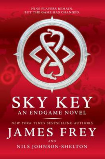 Endgame: Sky Key av James Frey og Nils Johnson-Shelton (Heftet)