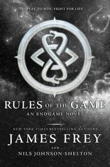Endgame: Rules of the Game av James Frey og Nils Johnson-Shelton (Innbundet)