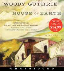 House of Earth av Woody Guthrie (Lydbok-CD)