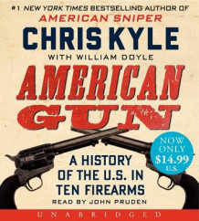 American Gun av Chris Kyle og William Doyle (Lydbok-CD)