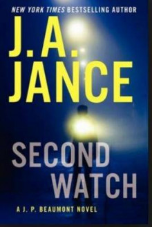 Second Watch [Unabridged Low Price CD] av J. A. Jance (Lydbok-CD)