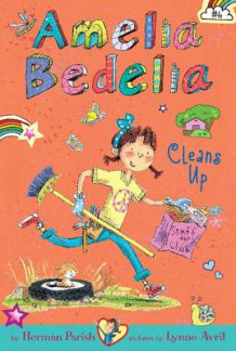 Amelia Bedelia Cleans Up av Herman Parish (Heftet)