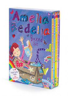 Amelia Bedelia Chapter Book Box Set av Herman Parish (Heftet)