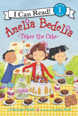 Omslag - Amelia Bedelia Takes the Cake