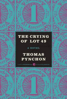 The Crying of Lot 49 av Thomas Pynchon (Heftet)