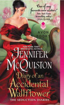 Diary of an Accidental Wallflower av Jennifer McQuiston (Heftet)
