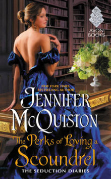 The Perks of Loving a Scoundrel av Jennifer McQuiston (Heftet)