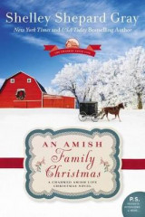 Omslag - An Amish Family Christmas