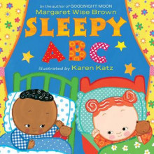 Sleepy ABC av Margaret Wise Brown (Pappbok)