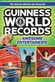Guinness World Records: Awesome Entertainers! av Christa Roberts (Heftet)