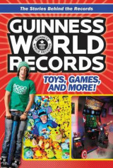 Omslag - Guinness World Records: Toys, Games, and More!