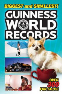 Guinness World Records: Biggest and Smallest! av Christy Webster (Heftet)