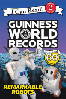 Guinness World Records: Remarkable Robots av Delphine Finnegan (Heftet)