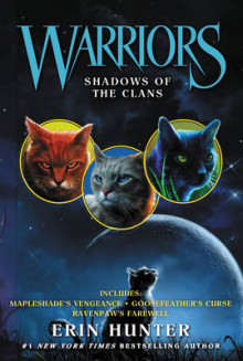 Warriors: Shadows of the Clans av Erin Hunter (Heftet)