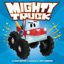 Mighty Truck av Chris Barton (Innbundet)