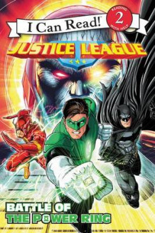 Justice League: Battle of the Power Ring av Donald Lemke (Heftet)