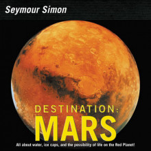 Destination: Mars av Seymour Simon (Heftet)