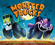 Monster Trucks av Anika Denise (Innbundet)