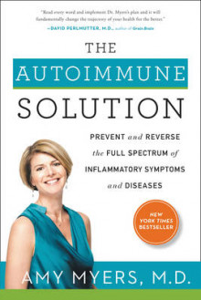 The Autoimmune Solution av Amy Myers (Innbundet)