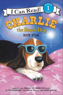 Charlie the Ranch Dog: Rock Star av Ree Drummond (Heftet)