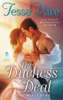 The Duchess Deal av Tessa Dare (Heftet)