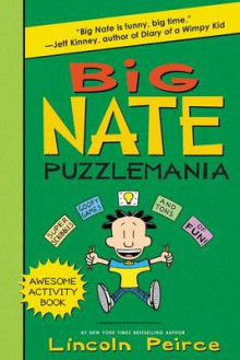 Big Nate Puzzlemania av Lincoln Peirce (Heftet)
