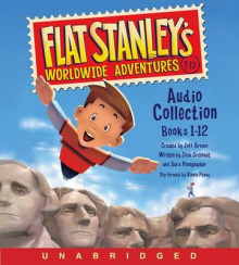 Flat Stanley's Worldwide Adventures Audio Collection av Jeff Brown (Lydbok-CD)