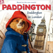 Paddington: Paddington in London av Annie Auerbach og Mandy Archer (Heftet)