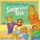 Omslag - The Berenstain Bears' Show-And-Tell