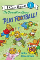 Omslag - The Berenstain Bears Play Football!