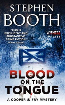 Blood on the Tongue av Professor Stephen Booth (Heftet)