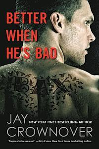 Better When He's Bad av Jay Crownover (Heftet)