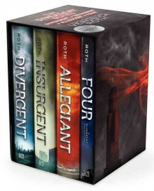 The Divergent Series av Veronica Roth (Innbundet)