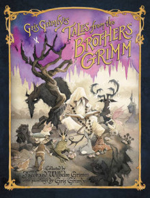 Gris Grimly's Tales from the Brothers Grimm av Jacob Grimm, Wilhelm Grimm og Margaret Hunt (Innbundet)