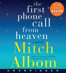 The First Phone Call from Heaven av Mitch Albom (Lydbok-CD)