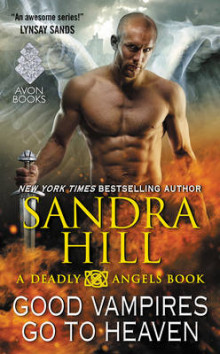 Good Vampires Go to Heaven av Sandra Hill (Heftet)