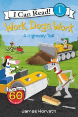 Omslag - Work, Dogs, Work