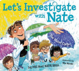 Omslag - Let's Investigate with Nate #1: The Water Cycle