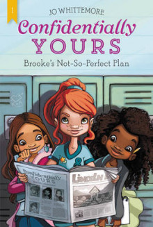 Confidentially Yours #1: Brooke's Not-So-Perfect Plan av Jo Whittemore (Heftet)