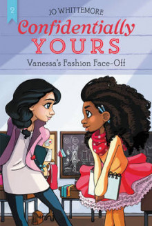 Confidentially Yours #2: Vanessa's Fashion Face-off av Jo Whittemore (Heftet)