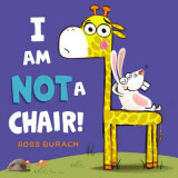 Omslag - I am Not a Chair!