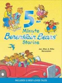 Berenstain Bears: 5-Minute Berenstain Bears Stories av Jan Berenstain, Stan Berenstain og Mike Berenstain (Innbundet)