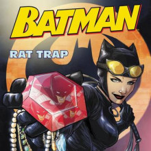 Batman Classic: Rat Trap av Donald Lemke (Heftet)
