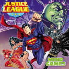 Justice League Classic: Mind Games av Delphine Finnegan (Heftet)