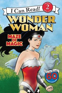 Wonder Woman Classic: Maze of Magic av Liz Marsham (Heftet)