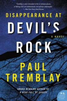 Disappearance at Devil's Rock av Paul Tremblay (Heftet)