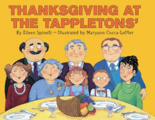 Thanksgiving at the Tappletons' av Eileen Spinelli (Innbundet)