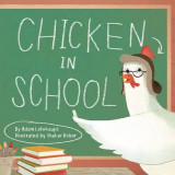 Omslag - Chicken In School